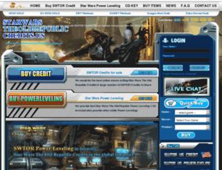 starwarstheoldrepubliccredits.us screenshot