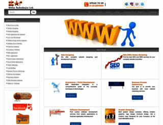 starwebcreations.com screenshot