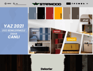 starwood.com.tr screenshot