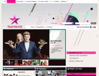 starworld.tv screenshot