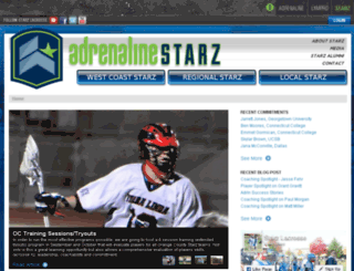 starzlax.com screenshot