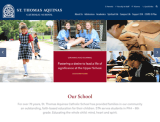 staschool.org screenshot