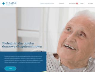 stasiak-med.pl screenshot