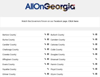 state.allongeorgia.com screenshot