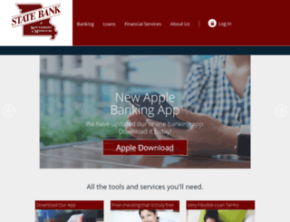 statebankonline.net screenshot