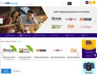 statebankrewardz.com screenshot