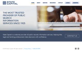 statecapital.net screenshot