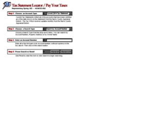 statements.springisd.org screenshot