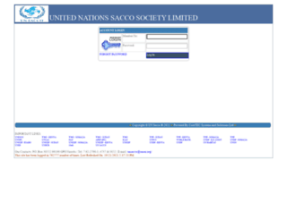 statements.unsacco.org screenshot
