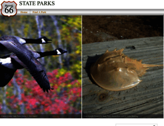 stateparks.com screenshot