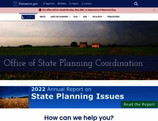 stateplanning.delaware.gov screenshot