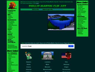 states.phillipmartin.info screenshot