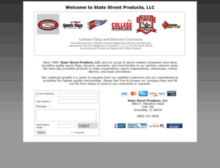 statestreetproducts.com screenshot