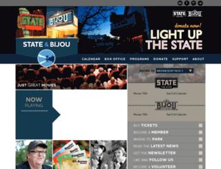 statetheatretc.org screenshot