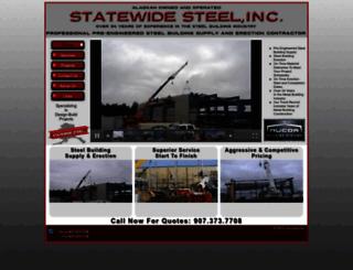 statewidesteel.com screenshot