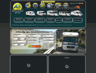 static.autocaravanasdelsol.com screenshot