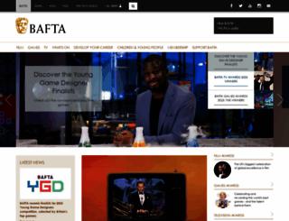 static.bafta.org screenshot