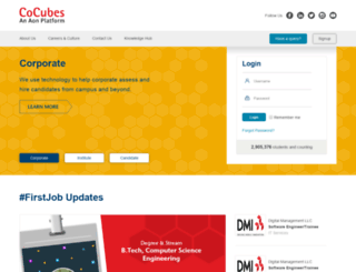static.cocubes.com screenshot