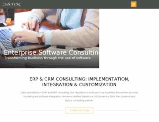 static.datixinc.com screenshot