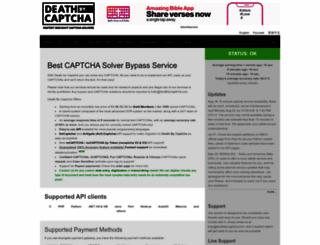static.deathbycaptcha.com screenshot