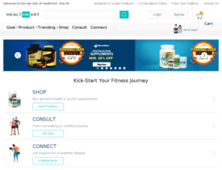 static.healthkart.com screenshot