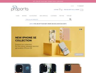 static.proporta.com screenshot