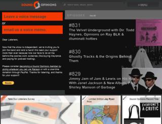 static.soundopinions.org screenshot