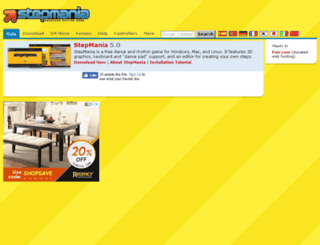 static.stepmania.com screenshot