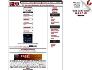 static.usenix.org screenshot