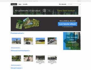 static1.fotoalbum.ee screenshot