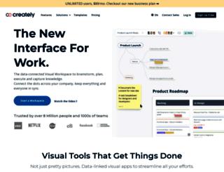 static2.creately.com screenshot