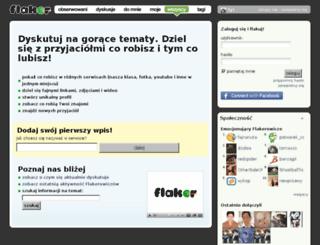 static2.flaker.pl screenshot