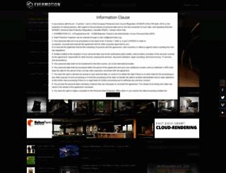 static3.evermotion.org screenshot