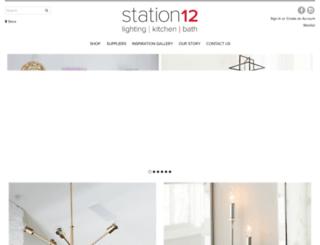 station12.ca screenshot