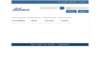 stationers-wv.com screenshot
