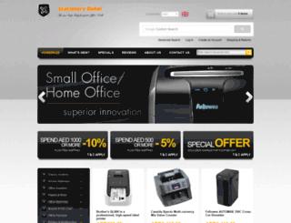 stationerydubai.com screenshot