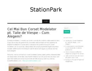 stationpark.de screenshot