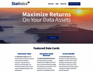 statlistics.com screenshot