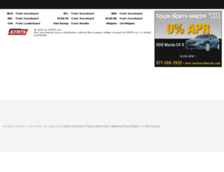 stats.wfaa.com screenshot