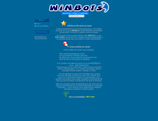stats.winbots.es screenshot