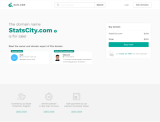 statscity.com screenshot