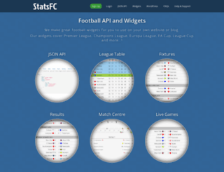 statsfc.com screenshot