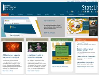 statslife.org.uk screenshot