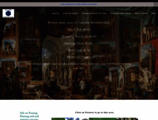 statuarymolds.com screenshot