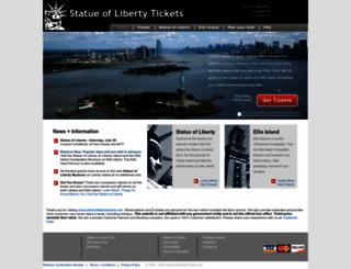 statueoflibertytickets.com screenshot