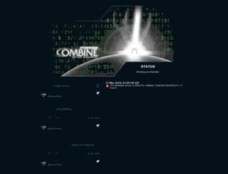 status.swcombine.com screenshot