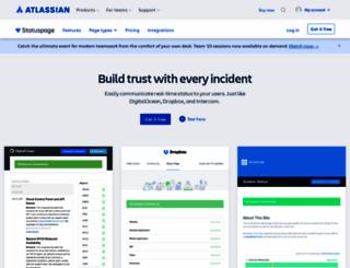 status.umassonline.net screenshot