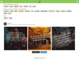 statusbun.com screenshot