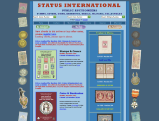 statusint.com screenshot