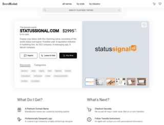 statussignal.com screenshot